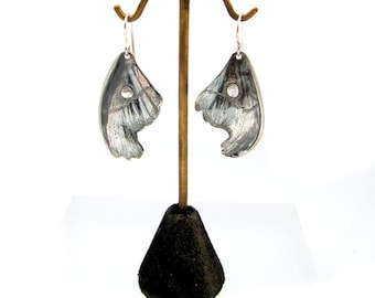 Moth Wing Earrings I