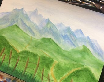 Mountain Paths Home