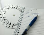 Coded Message Decoder Cip...