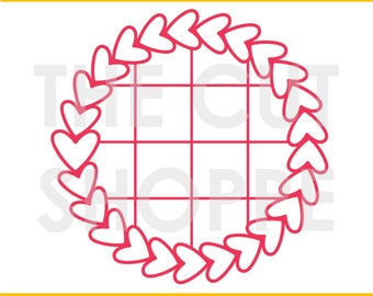The Heart Shaped Box cut file is a background design that can be used for your scrapbooking and papercrafting projects.