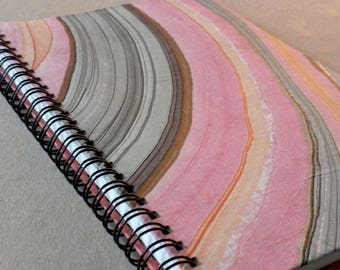 2018-2019 Small Daily Planner - Multicolors Part 3 - Midyear Planner - Appointment Book - CHOOSE YOUR COVER
