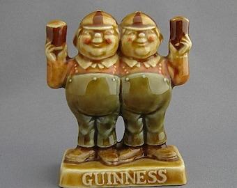 Wade Tweedledum and Tweedledee - Guinness Promotion