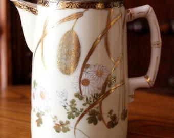 Satsuma Chocolate Coffee Tea Pot