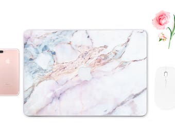 Rose Marble Macbook Pro Decal Marble Gift Macbook Pro 15 Decal Macbook Air 13 Skin MacBook 12 inch Vinyl Sticker MacBook Air 11 Gift ESD3013