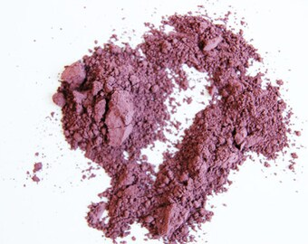 Eggplant Eyeshadow & Eyeliner  *All-Natural Gentle Vegan Mineral Makeup*