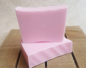 Rose Petals Soap, Mother's Day Soap, Artisan Soap, Pink Soap, Shea Butter Soap, Mango Butter Soap