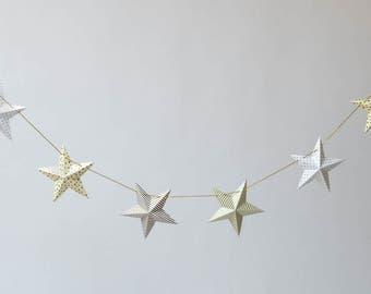 3D Star Banner