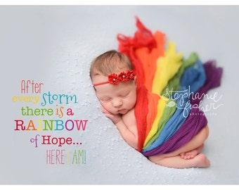 Rainbow Baby NewbornSwaddle Blankets Rainbow Baby Wrap Set Photography Prop Photo Props Newborn Photography Rainbow Baby Newborns  Rainbow