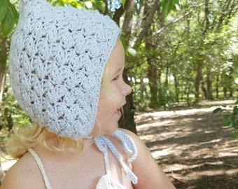 Spring Ellie Pixie Bonnet