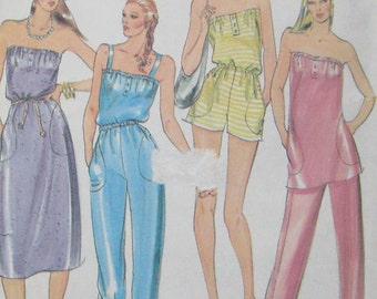 Butterick Jumpsuit Dress Pants Pattern 3742