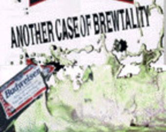 Ganggreen Another Case Of brewtality  Poster