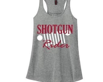 Shotgun Rider Tank