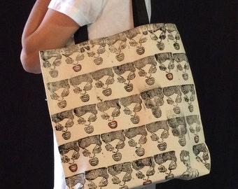 Female Trouble Dawn Davenport Divine tote bag