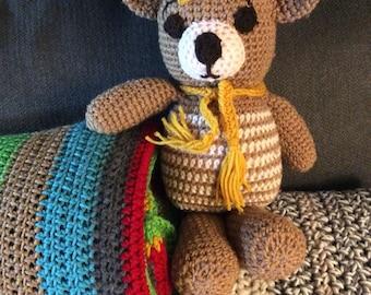 Teddy Bear King