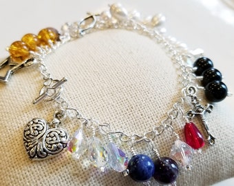The Most Beautiful Story Bracelet- the story of Jesus
