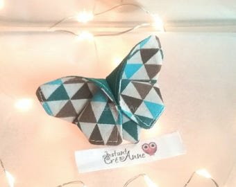 Instant Cré origami Butterfly brooch ' Anne