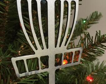 Disc Golf Basket Ornament