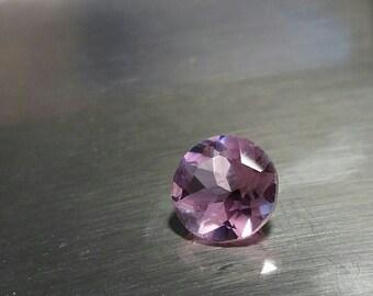 Natural Amethyst Ring Stone Amethyst Necklace Stone Pendant Stone Purple Amethyst Round Cut Amethyst Necklace Stone Purple Engagement