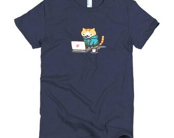 Coder Cat