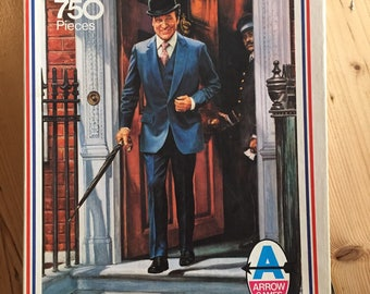 The New Avengers - 750 Piece Jigsaw Puzzle (Patrick McNee)