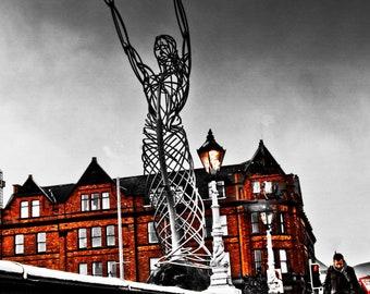 Hope sculpture Belfast