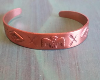 Cuff Bracelet - Copper By Bell