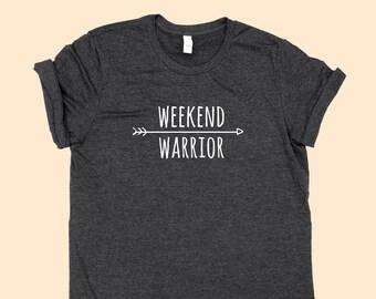 Weekend Warrior - Jersey SHIRT