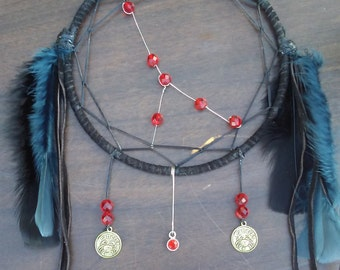Cancer constellation dreamcatcher