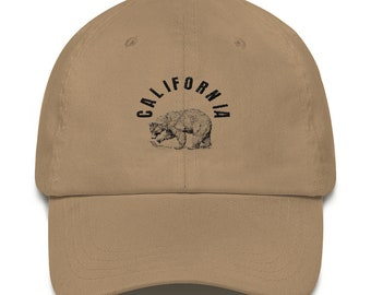 California State, Dad hat