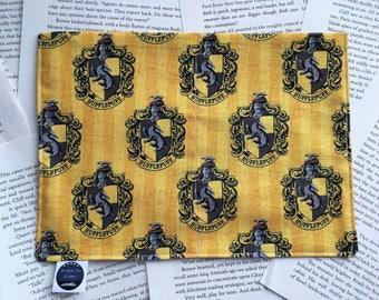 Medium Bag - Customizeable Hogwarts House Cotton Pattern