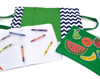 Felt board, flannel board, busy book, quiet book, travel felt board, Montessori, flannel story, felt story, pocket felt board, preschool