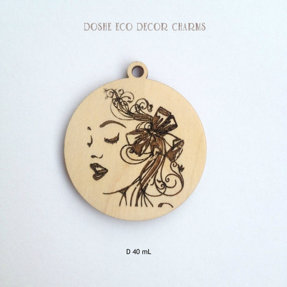 Perfect laser engraved woman wood pendant laser cut wood wood perfect laser engraved woman wood pendant laser cut wood wood pendants laser cut jewelry wood jewelry laser cut jewelry blanks from aloadofball Image collections