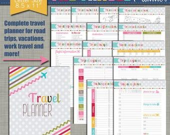 travel planer