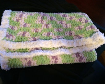 Baby Blanket for infant boy or girl