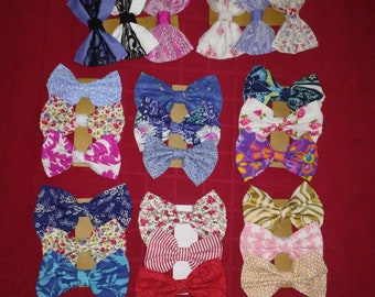 Beautiful Bows by Bree (2)- Great hair accessories for all ages - 8 collections - 3 or 5 card to choose from