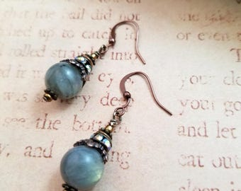 Lights in the Forest - Earrings