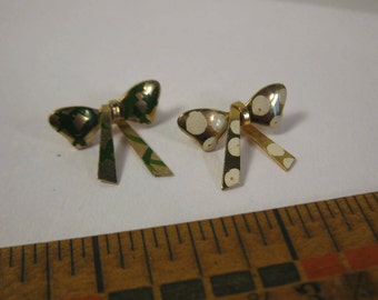 tiny antique articulated bow brooches Jumeau Bru 14 inch and up dolls or you