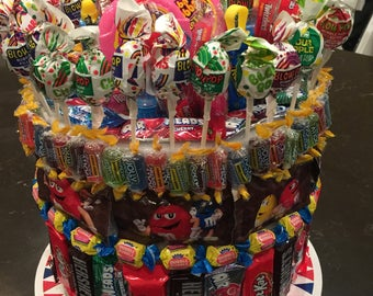 Sweets for Days Candy Cake