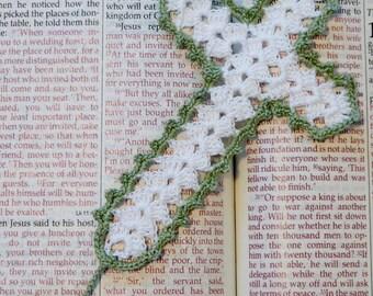 Crochet Cross Bookmark Pattern - PDF Pattern 100