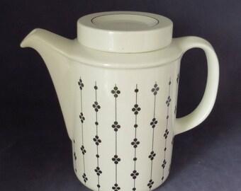 Arabia of Finland, Kartano, coffee pot