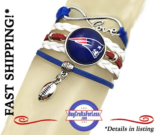 NEW England Bracelet - NeW Design! CHooSE Charm - Super CUTE!  +FREE SHiPPiNG & Discounts*
