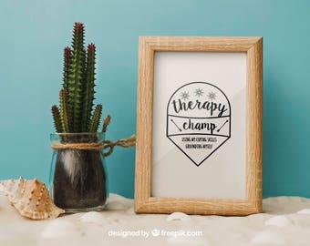Therapy Champ / Mental Health Awareness Print / Motivational Wall Decor
