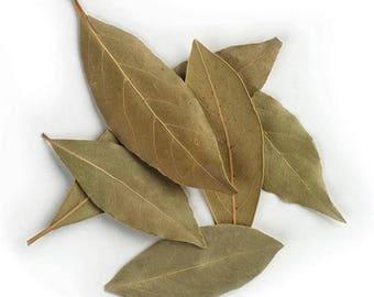 Bay Leaf, Whole,  1 POUND