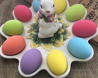 Bright Easter Eggs!