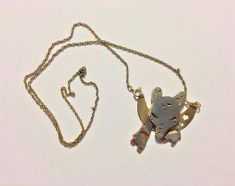 Tapir/Baku Necklace