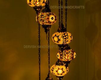 Turkish Lamp Hanging, Turkish Lamp Shade, Turkish Lamp Bazar, Turkish Lamp  Chandelier,