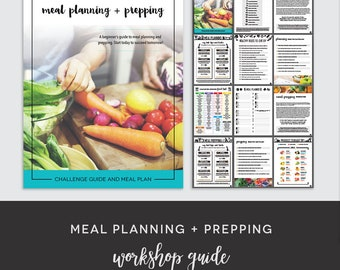 Meal Planning & Prepping Guide