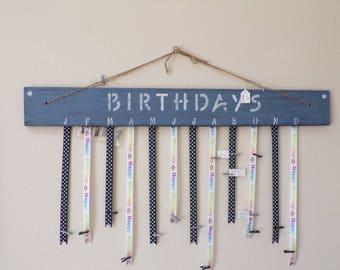 Birthday Reminder Wall Hanging