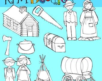 KPM PIoneer Digital Stamps