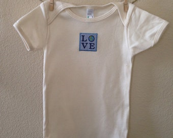 Love the Planet Organic One-piece